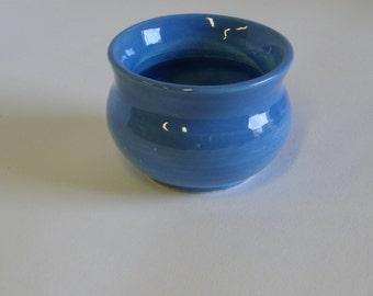 Aqua Blue Pot