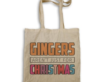 Gingers Aren'T Just Christmas Tote bag r625r