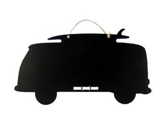 VW Campervan Chalkboard