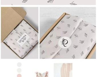 Brand Package, Full Branding Package, Logo Design, Business Card Design, Branding Board, Brand design, Branding