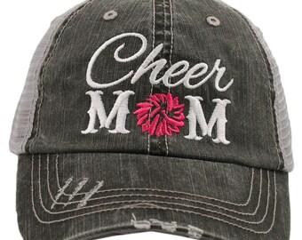 Free Shipping - Cheer MOM Women's Trucker Hat - IAD-TC-193