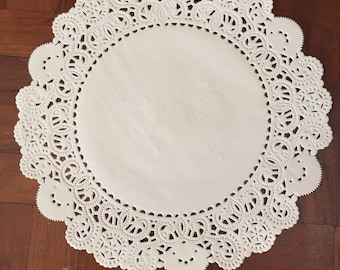 9.5 Inch Paper Doilies