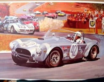 1966 AC Cobra Carroll Shelby 427 Only 510 Made Ford