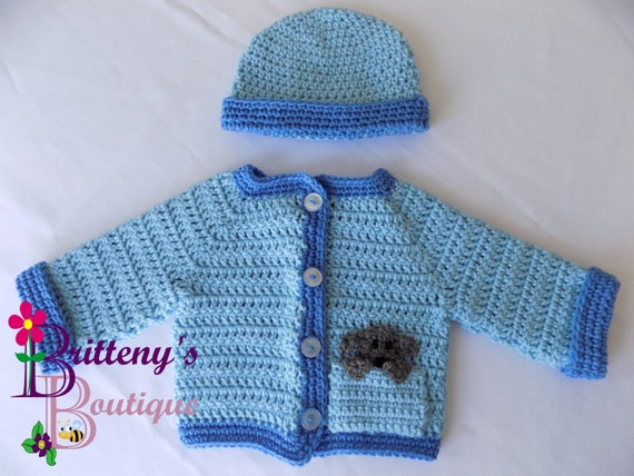 Baby Pullover häkeln Cardigan Strickjacke stricken Baby