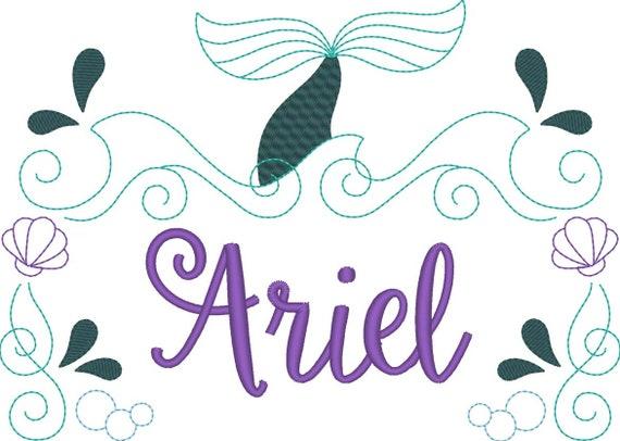 SAMPLE SALE, Disney Princess Frame Inspired Shirt - Ariel Birthday Shirt - The Little Mermaid - Disney Vacation - Disney Princess Birthday