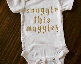 Harry Potter Baby Onesie