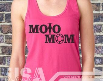 Moto Mom Customizable Tank Top