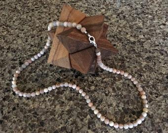 Men's Moonstone Necklace (Men's Collection)