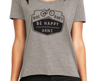 Ride Bikes Be Happy Top