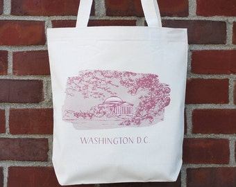 Washington, D.C. Tote