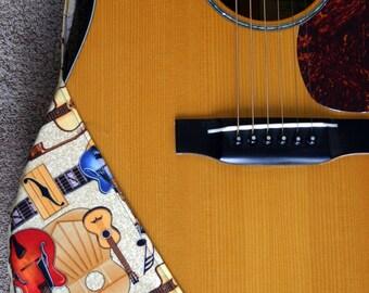 Guitar Ragtop. Item No.2 - Guitars on Beige