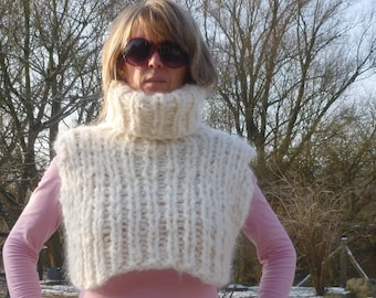 Mohair Sweater Top