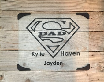 Gifts for Dad, Grandpa, Dad Gifts, Glass Cutting Board, Chef Gift, Cooking Dad, Fathers Day, Father's Day, Grandpa Gifts, Gifts for Him
