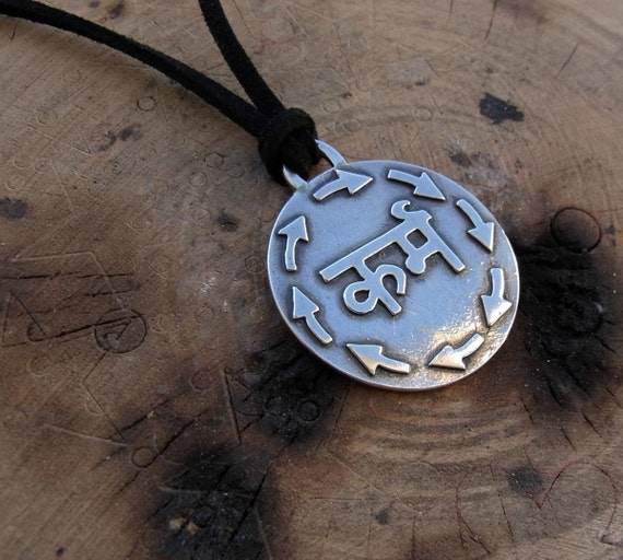 thezenmuse necklace new savings jewelry boho yoga etsy mandala buddhist zen sterling shop silver on