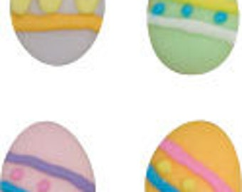 Edible Easter Eggs  Royal Icing  Decorations     Simply Darling