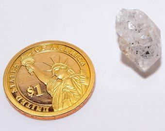 Herkimer Diamond Rough Gemstone, Beautiful Herkimer Diamond Rough Fancy shape Jewellery Making loose Gemscentre AS-280