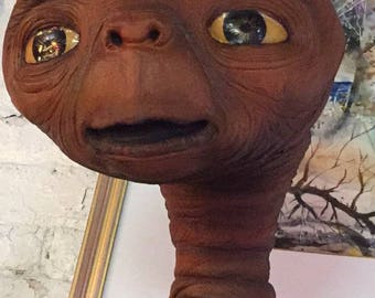 Life Size E.T. Prop The Extra Terrestrial