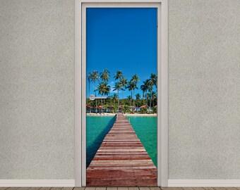 & Door wrap | Etsy