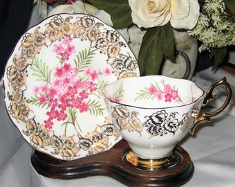 Stunning Royal Albert - Fancey Teacup Set