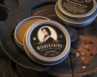 Widdershins - Frankincense and Myrrh Scented Balm