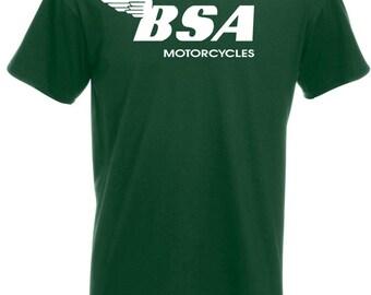 Marked BSA T-shirt