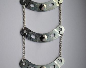 trio . smile . necklace