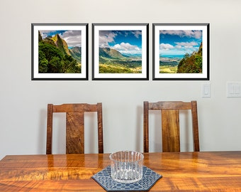 Pali Panoramic Triptych