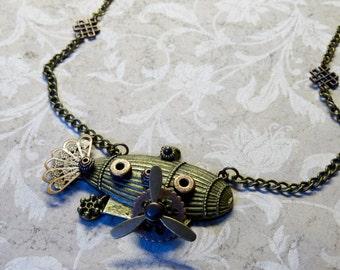 The Nautilus Necklace