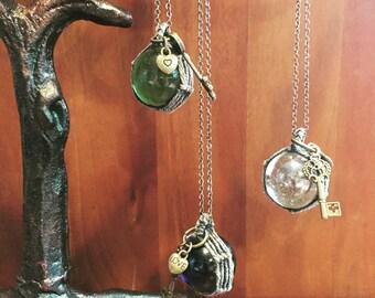 Antique necklace- Ocean Goddess
