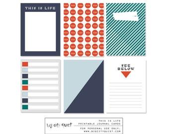Tarjetas de diario digital - esto es vida tarjeta