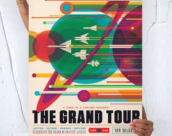 Nasa - The Grand Tour