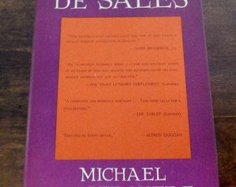St. Francis De Sales Biographical book Religious book Catholic saint Francois De Sales