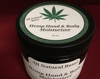Hemp Hand & Body Moisturizer