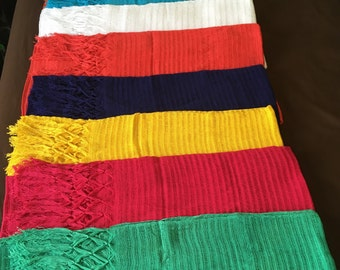 Mexican Rebozo to carry Kids