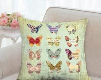 Butterfies Pillow