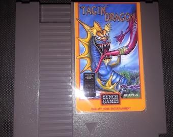 Tagn Dragon  Custom English Nintendo NES