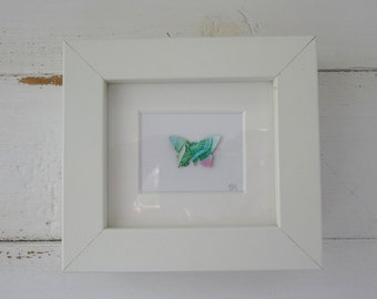 Small single Butterfly. No 6