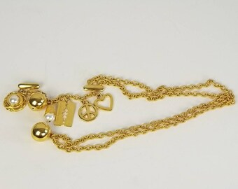 Moschino Vintage Charm Belt