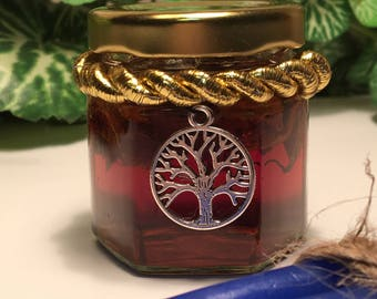 Honey Jar Spell- Love, Valentine, Secret Lover Heart