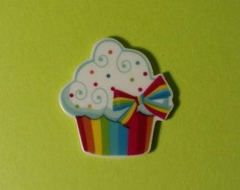 Cupcake Planar Resin