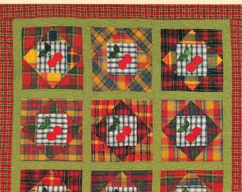 Book: Mad About Plaid - Quilts from Classic Fabrics