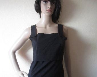 Vintage 80s dress Bacini dress maxi dress s