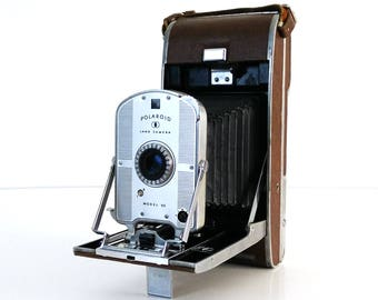 Vintage Polaroid Land Camera Model 95