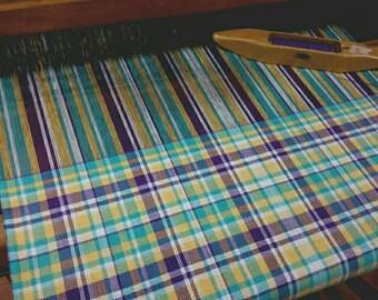 Handwoven 100% cotton dishcloths