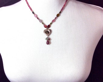 SALE! Heart Be Still Necklace. Reduced from 90.00 to 50.00!