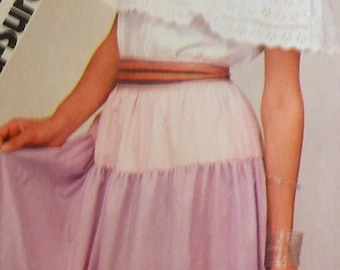Dress Sewing Pattern UNCUT Simplicity 5888 Sizes 6-10