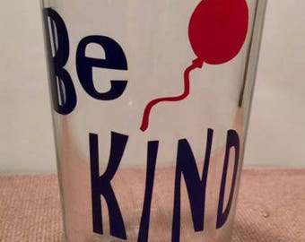 Be Kind Pint Glass