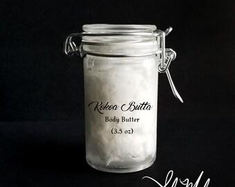 Kokoa Butta Body Butter by Ali Molina Scent Studio