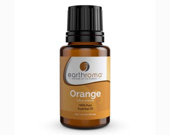 Orange Essential Oil   5 mL   15 mL   30 mL   100% Pure Therapeutic Grade