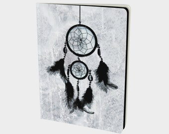 The Dream Catcher Journal - Large and Small